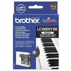 CARTUS BLACK LC1000HYBK ORIGINAL BROTHER MFC 5460CN