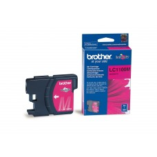 CARTUS MAGENTA LC1100M ORIGINAL BROTHER DCP-385C