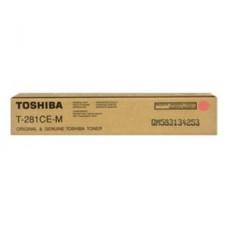 CARTUS TONER MAGENTA T-281CEM 8K 220G ORIGINAL TOSHIBA E-STUDIO 451