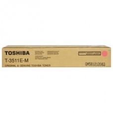 CARTUS TONER MAGENTA T-3511EM 7K 220G ORIGINAL TOSHIBA E-STUDIO 3511