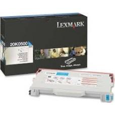 CARTUS TONER CYAN 20K0500 3000pg ORIGINAL LEXMARK OPTRA C510