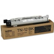 CARTUS TONER BLACK TN12BK 9K ORIGINAL BROTHER HL 4200CN
