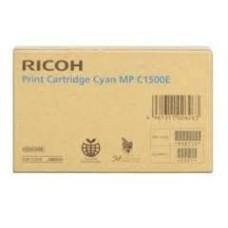 CARTUS GEL CYAN 888550 3K ORIGINAL RICOH MP C1500SP