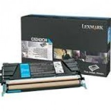 CARTUS TONER CYAN C5242CH 5K ORIGINAL LEXMARK C524