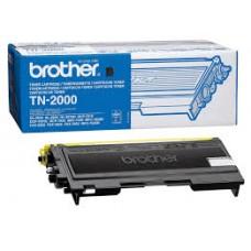 CARTUS TONER BLACK TN2000 2,5K ORIGINAL BROTHER HL-2070N