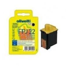 CARTUS MONOBLOC BLACK FPJ22 / B0042 ORIGINAL OLIVETTI JP 150