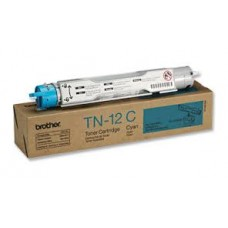 CARTUS TONER CYAN TN12C 6K ORIGINAL BROTHER HL 4200CN