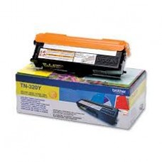 CARTUS TONER YELLOW TN320Y 1,5K ORIGINAL BROTHER HL-4150CDN