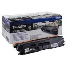 CARTUS TONER BLACK TN326BK 4,5K ORIGINAL BROTHER HL-L8250CDN