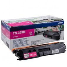 CARTUS TONER MAGENTA TN329M 6K ORIGINAL BROTHER HL-L8350CDW